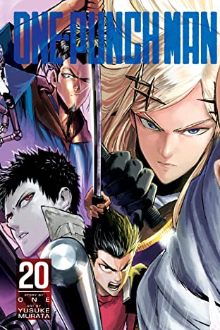 One-Punch Man Vol. 20
