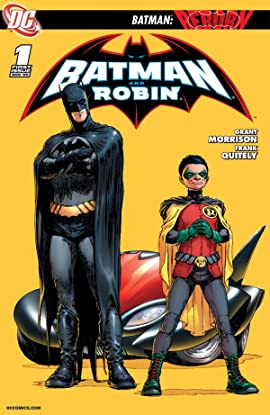 Batman and Robin (2009-2011) No.1