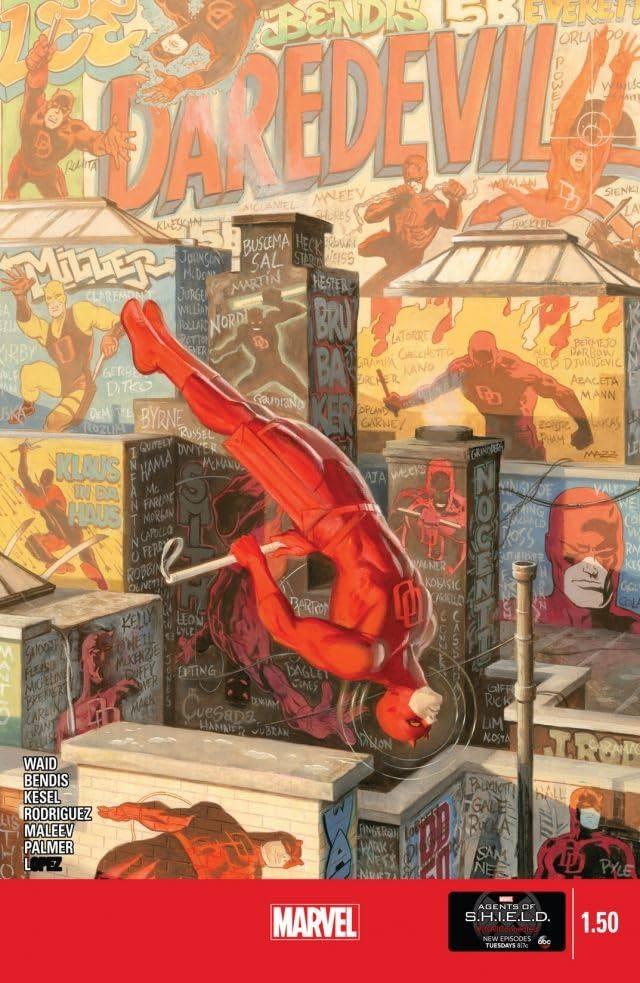 Daredevil (2014-2015) #1.50