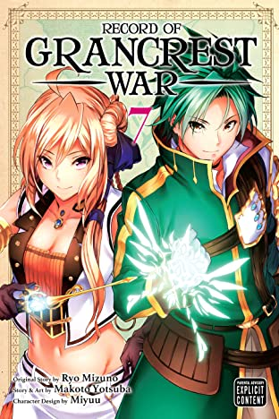 Record of Grancrest War Vol. 7