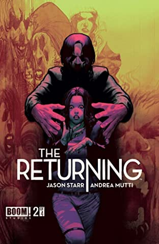The Returning #2 (of 4)