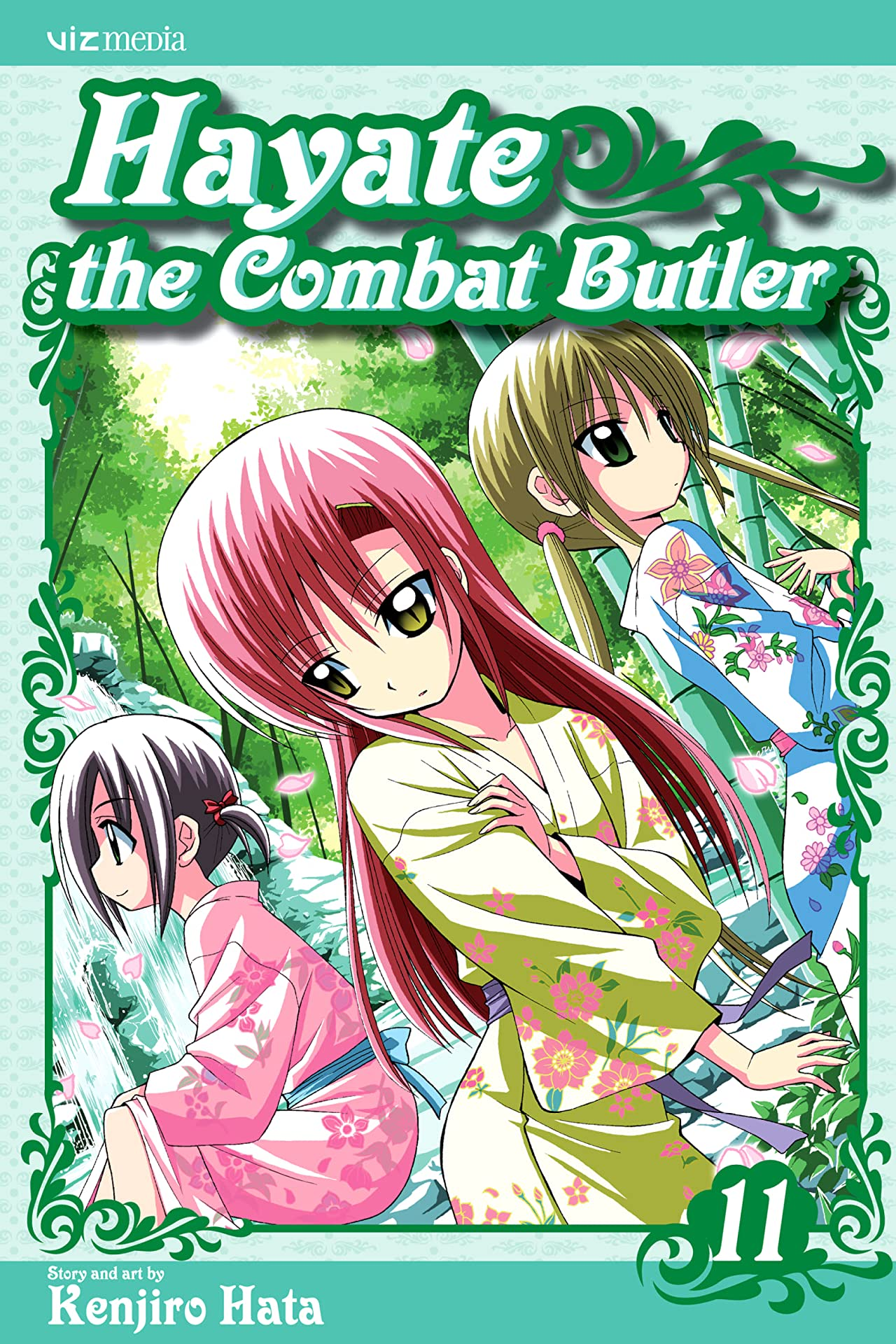 Hayate the Combat Butler Tome 11