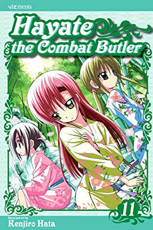 Hayate the Combat Butler Vol. 11