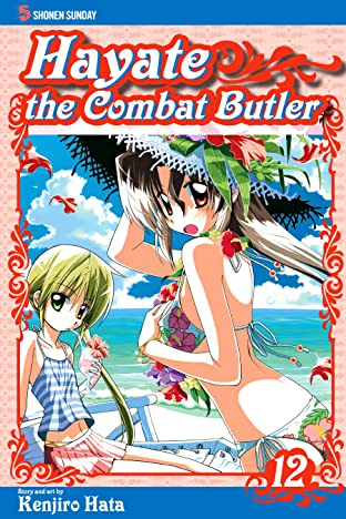 Hayate the Combat Butler Vol. 12