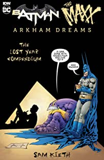 Batman/The Maxx: The Lost Year Compendium