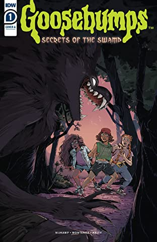 Goosebumps: Secrets of the Swamp No.1 (sur 5)
