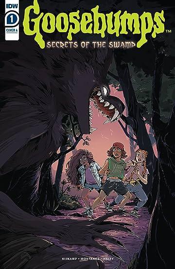 Goosebumps: Secrets of the Swamp No.1 (sur 5)