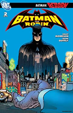 Batman and Robin (2009-2011) No.2