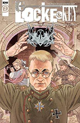 Locke & Key: ...In Pale Battalions Go… #2 (of 2)