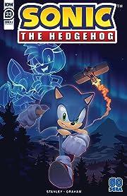 Sonic The Hedgehog (2018-) #33