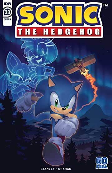 Sonic The Hedgehog (2018-) #33