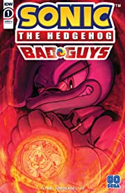 Sonic: Bad Guys #1 (of 4)