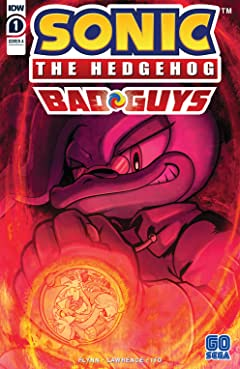 Sonic: Bad Guys #1 (of 4)