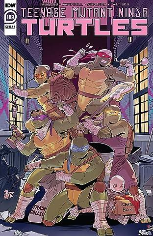 Teenage Mutant Ninja Turtles #109