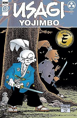 Usagi Yojimbo (2019-) No.13