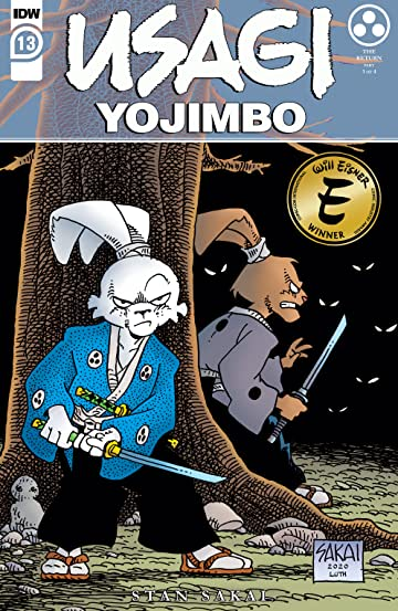 Usagi Yojimbo (2019-) No.13