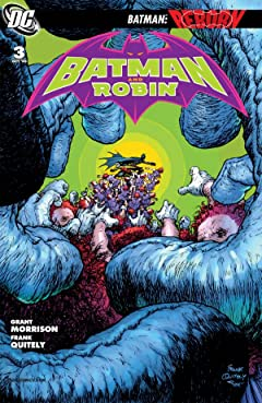 Batman and Robin (2009-2011) No.3
