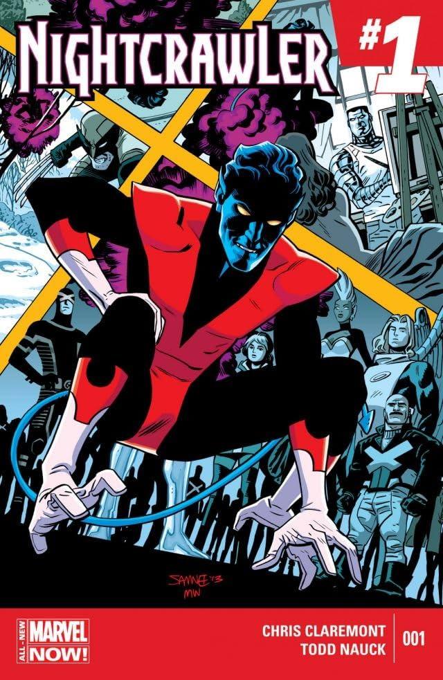 Nightcrawler (2014-2015) #1