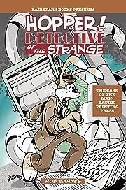 Hopper! Detective Of The Strange #2