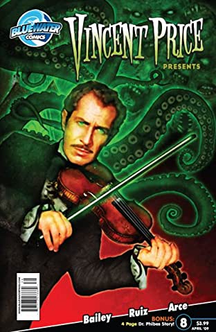 Vincent Price Presents #8