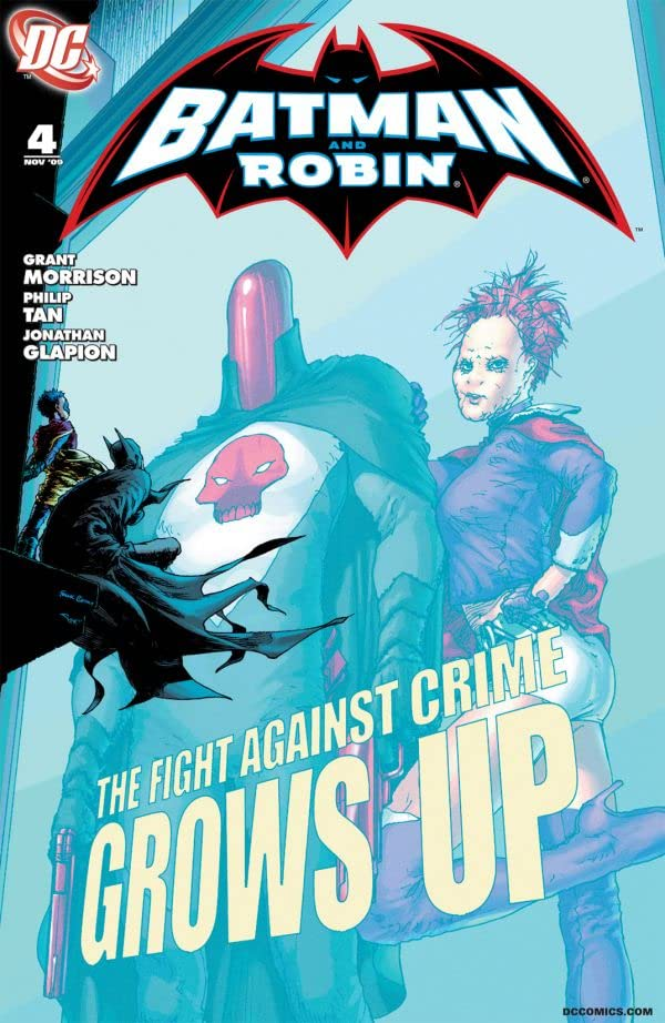 Batman and Robin (2009-2011) #4