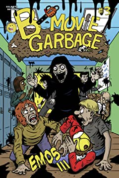 B-Movie Garbage #3