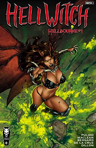 Hellwitch Vol. 1: Hellbourne (Chapter 1)