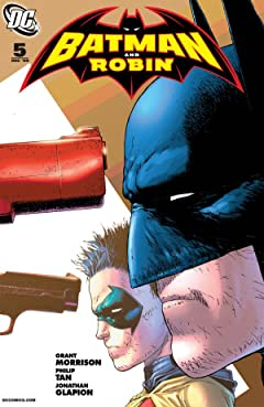 Batman and Robin (2009-2011) No.5