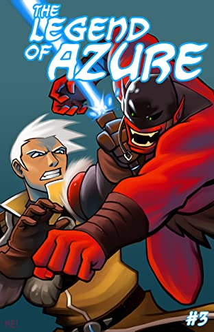 The Legend of Azure #3