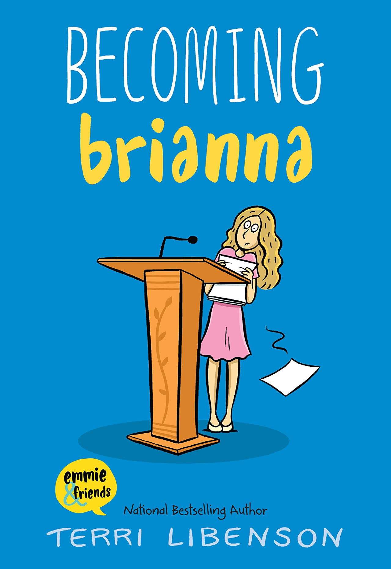Becoming Brianna Tome 4