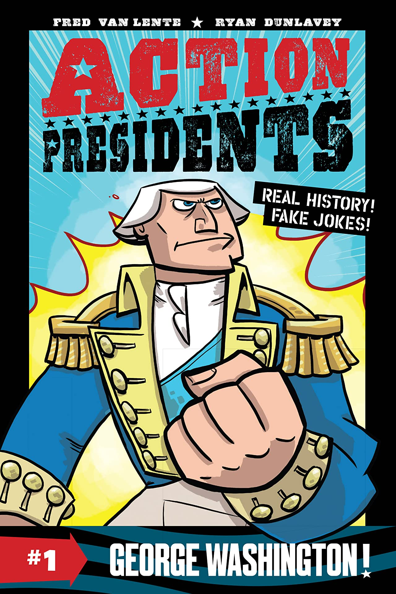 Action Presidents: George Washington! Tome 1
