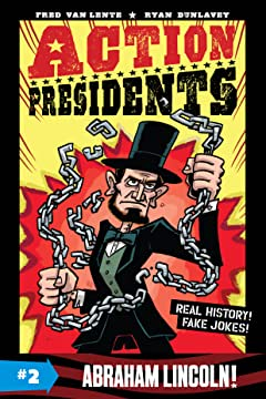 Action Presidents: Abraham Lincoln! Tome 2