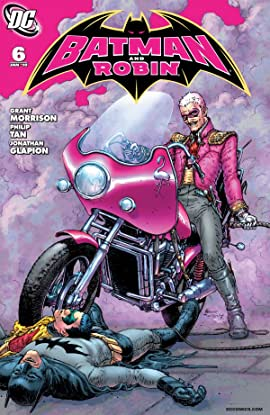 Batman and Robin (2009-2011) No.6