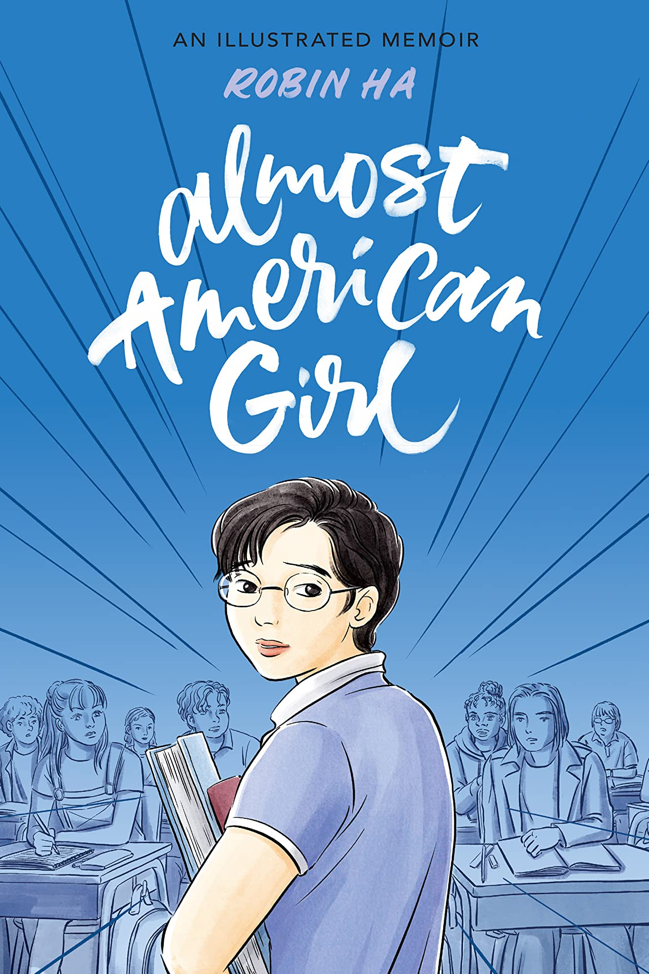Almost American Girl: An Illustrated Memoir