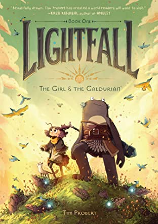Lightfall: The Girl & the Galdurian