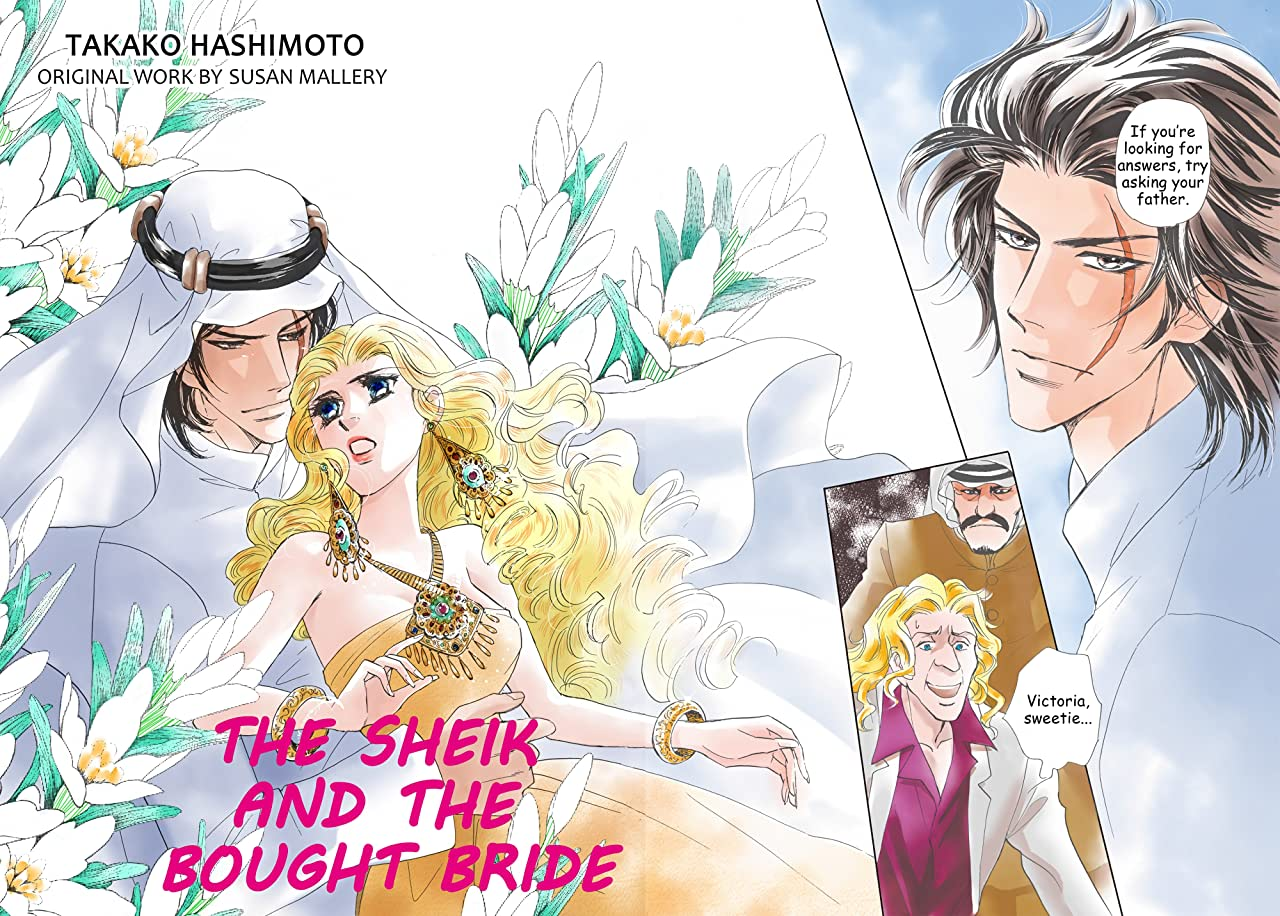 The Sheik and the Bought Bride