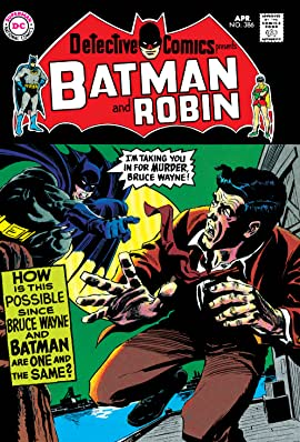 Detective Comics (1937-2011) #386