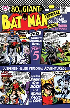 Batman (1940-2011) No.185