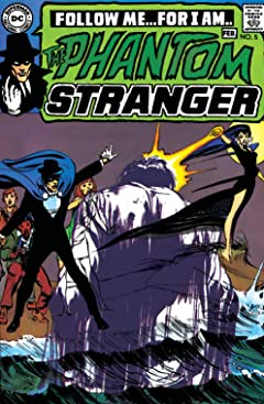 The Phantom Stranger (1969-1976) #5