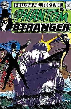The Phantom Stranger (1969-1976) No.5