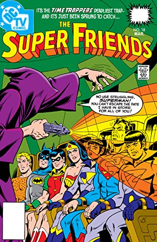 Super Friends (1976-1981) #18