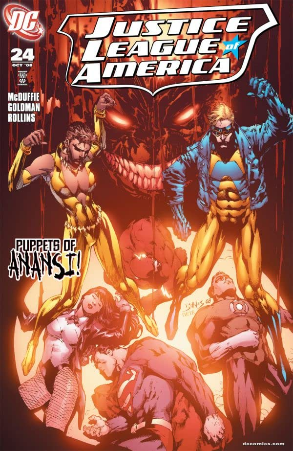 Justice League of America (2006-2011) #24