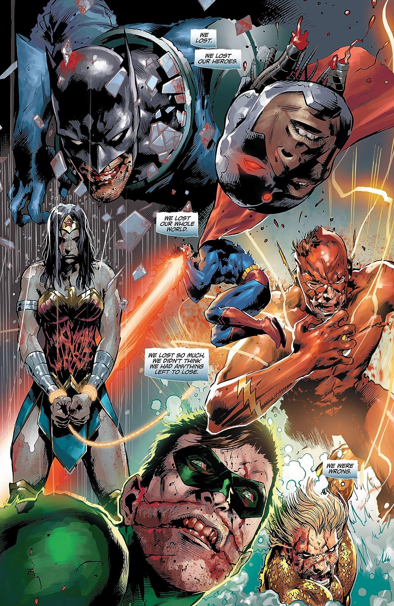 DCeased: Dead Planet (2020-) #1