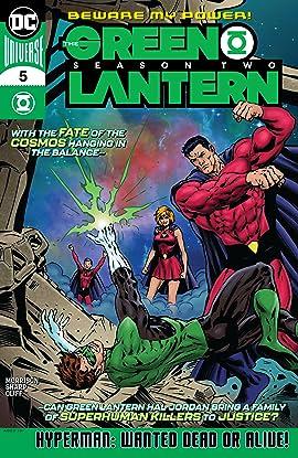 The Green Lantern Season Two (2020-) #5