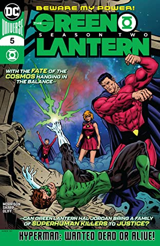 The Green Lantern Season Two (2020-) No.5