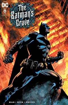 The Batman's Grave (2019-) #8