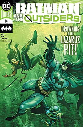 Batman and the Outsiders (2019-) #14