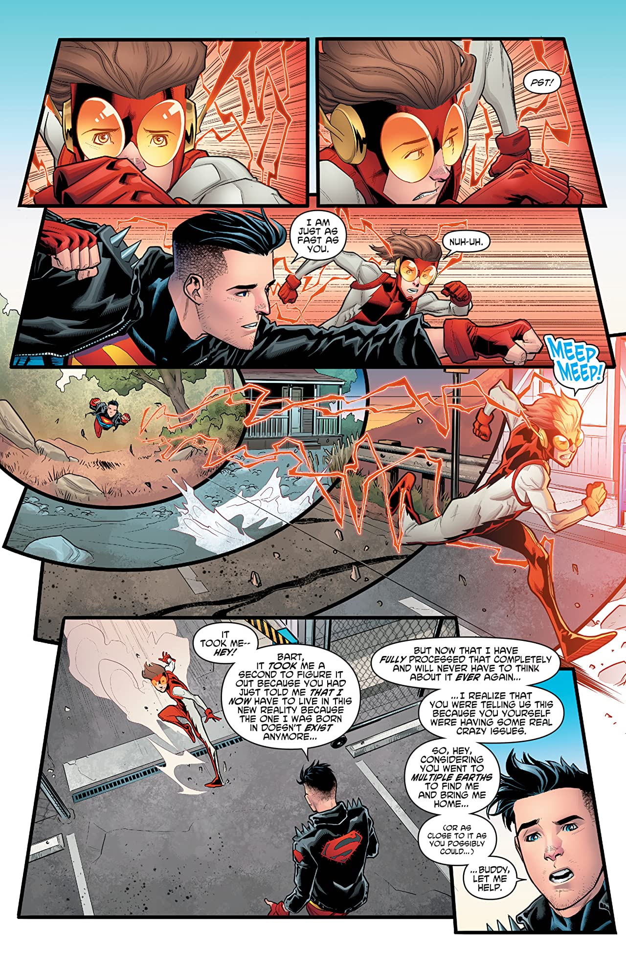 Young Justice (2019-) #16