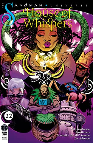 House of Whispers (2018-) #22