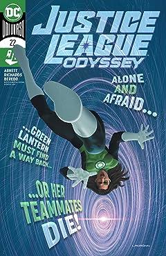 Justice League Odyssey (2018-) #22